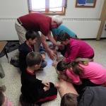 Sunday School CPR Class
